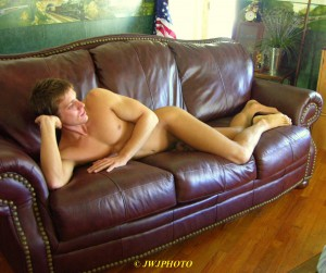 leather couch 2-1