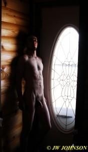131 Foyer Art Nude