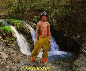 152 Waterfall Fire Gear