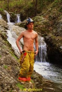 164A Waterfall Fire Gear