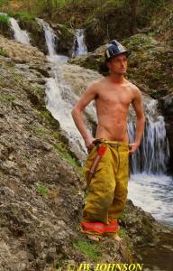 166 Waterfall Fire Gear