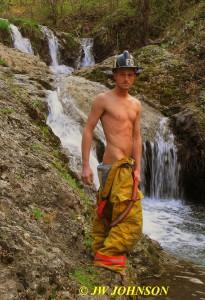 168 Waterfall Fire Gear