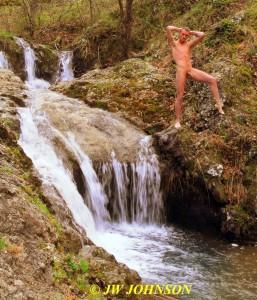 185 Waterfall Nude