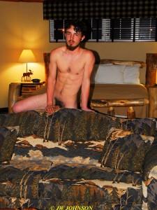 35 Log Home Hottie