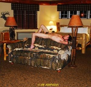 41 Log Home Hottie
