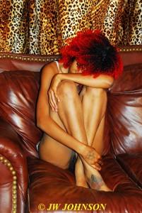 31 Corset Babe Art