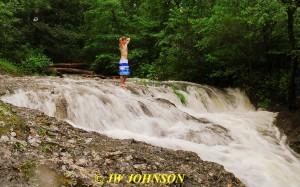 43 Board Shorts Waterfall