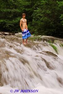 46 Board Shorts Waterfall