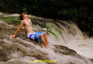 50 Board Shorts Waterfall