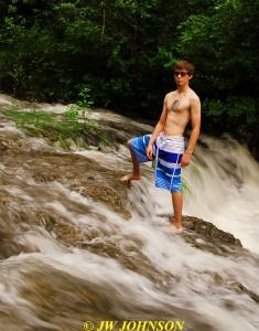 51 Board Shorts Waterfall