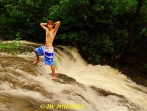 56 Board Shorts Waterfall