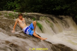 58 Board Shorts Waterfall