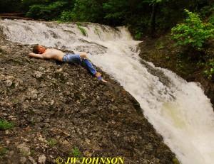 71 Waterfall Art