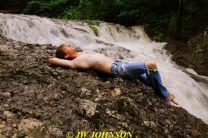 80 Waterfall Art