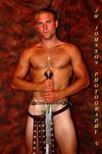 Roman soldier boy 2