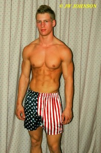 flag boxers