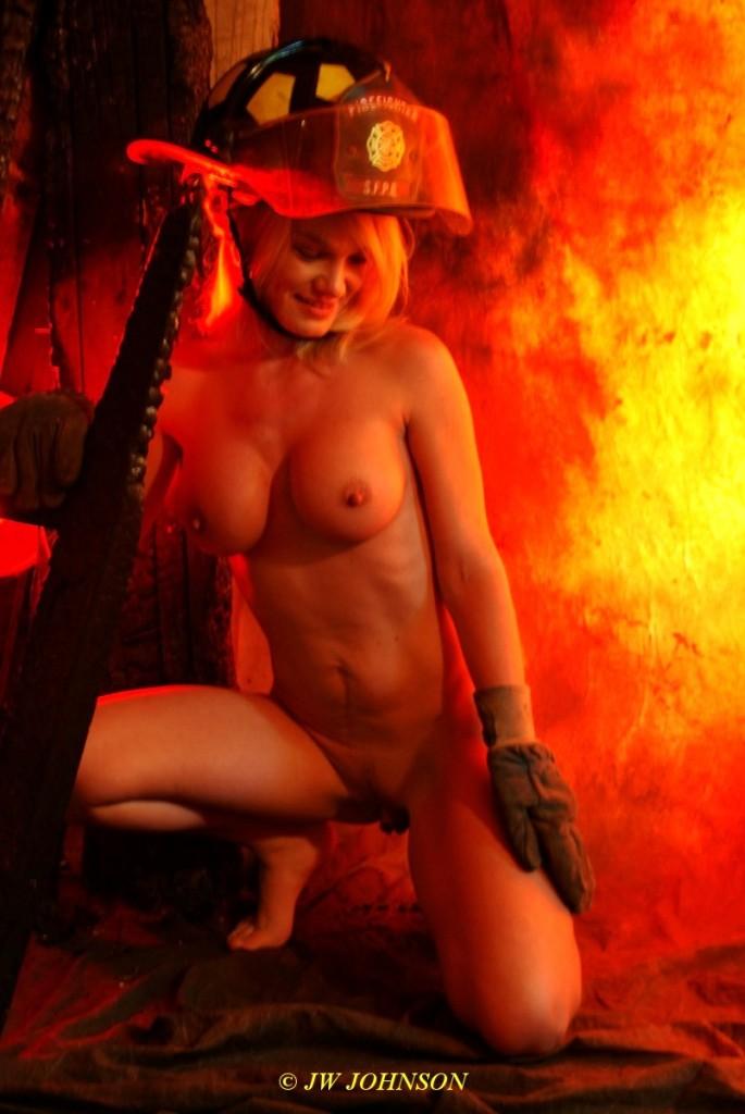 Fireside Babe (2)