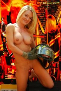 Helmet Babe (2)