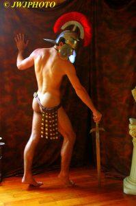 Hot Roman art