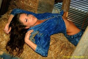 Barn Bale Beauty
