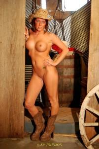 Barn Boots Babe