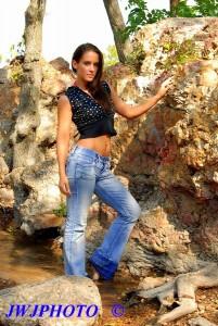Blue Jean Flirt