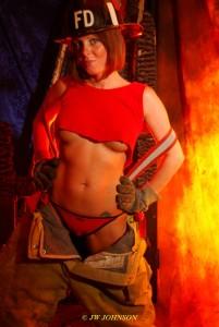 Bunker Babe Fireside 2