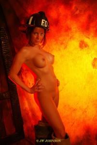 FF Nude Rookie