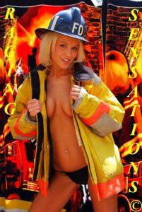 Fire Coat Flirt