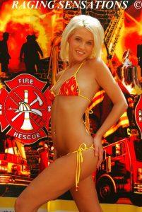 Flames Bikini