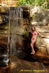 GG Waterfall Bikini