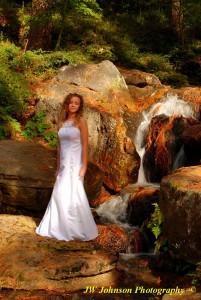 GG Waterfall Dress