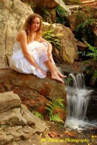 GG Waterfall Dress Innocence