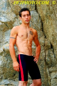 Rock Wall Hottie