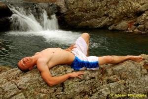 Waterfall Rock Hottie