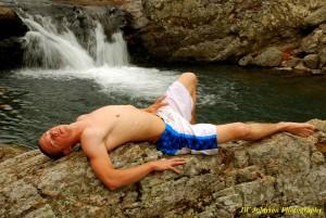 Waterfall Rock Hottie