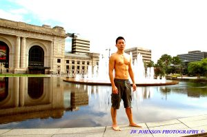 The Hottie and The Fountain