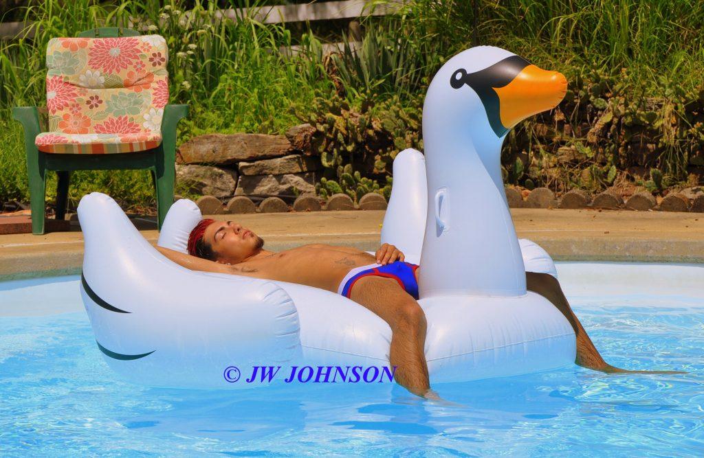 Carlos on Swan
