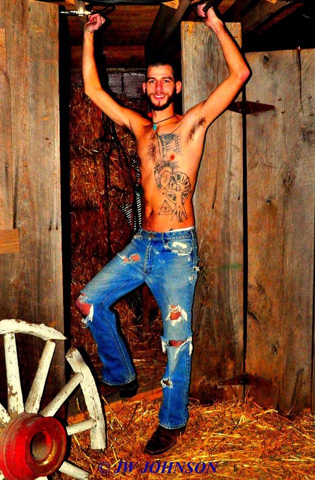 Country Boy Shirtless 2